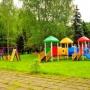 Санаторий-курорт Лесное озеро: Детская площадка