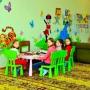 Санаторий-курорт Лесное озеро: Детская комната в санатории
