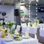 Отель Мелиор: Банкетный зал в отеле