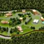 Гостиница Берта Спа Вилладж: План Berta Spa Village