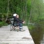 База отдыха Аист: Рыбалка на базе