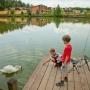 Дом отдыха Артиленд: Рыбалка