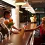 Дом отдыха Артиленд: Ресторан на территории