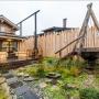 Дом отдыха Артиленд: Бани на территории