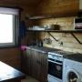 Экодеревня Бабин Двор: Кухня в коттедже