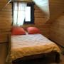 Экодеревня Бабин Двор: Спальня в коттедже