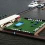 Морской клуб Адмирал: На территории