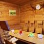 Пансионат Акварели: Сауна, комната отдыха
