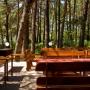 Санаторий Вятичи: Шашлычная площадка