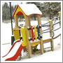 Парк-отель Огниково: Детская площадка