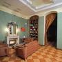 Отель Дафна: Каминный зал