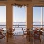 Отель Дафна: Ресторан, веранда