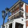 Отель Дафна: Здание отеля