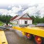 Яхт Клуб Фордевинд: Мувер ROODBERG для подъема судна