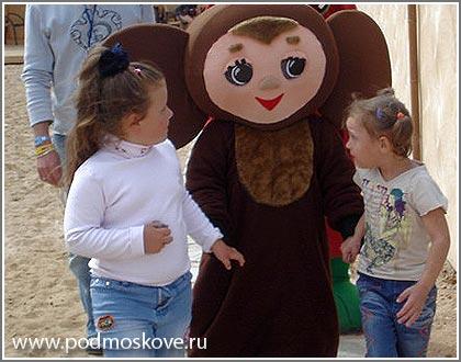 Спортивный парк Сорочаны: Детские забавы
