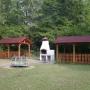 Пансионат Буран: Площадки для барбекю
