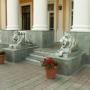 Санаторий Валуево: Вход в корпус
