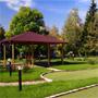 Санаторий Зеленый Городок: На территории санатория