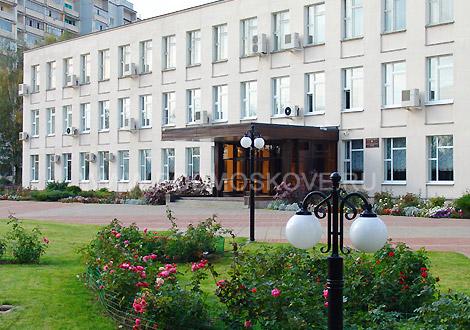 Гостиницы в г московский