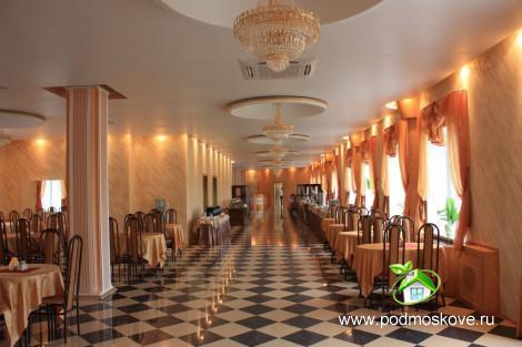 рестораны усадьбы в подмосковье