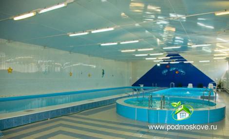 пансионат в калужской области с бассейном