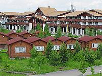 Русский домик с сауной на 4 человека