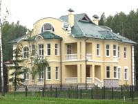 Коттеджный поселок На Рублевке