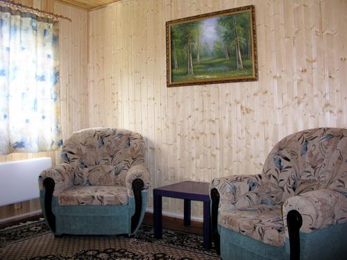Коттедж в Подмосковье
